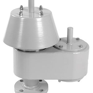 PRESSURE VACUUM VALVE OPEN VENT/ STAINLESS STEEL, STAINLESS STEEL TRIM/ FLANGED -0