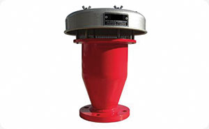 FLAME ARRESTOR / STAINLESS STEEL / FLANGED-0