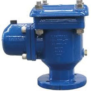 AIR RELEASE, DOUBLE FLOAT/ DUCTILE IRON BODY/ FLANGED PN16-0