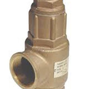 SAFETY RELIEF/ BRONZE/ SCREWED BSP MALE/FEMALE, NPT AVAILABLE -0