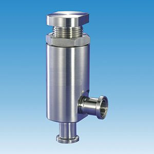 MINIATURE RELIEF, HYGIENIC/ STAINLESS STEEL/ CLAMP, ILC, WELD AND BSP ALL AVAILABLE-0