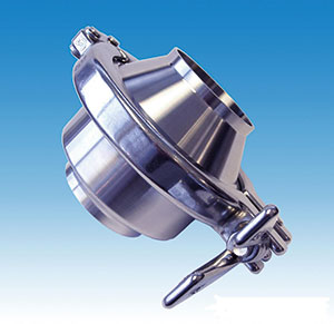 NON-RETURN, HYGIENC/ STAINLESS STEEL/ AVAILABLE IN CLAMP, RJT, IDF, ILC, DIN, SMS, FLANGE AND BUTT WELD-0