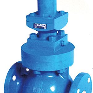 PRESSURE REDUCING/ DUCTILE IRON/ FLANGED PN16/25-0
