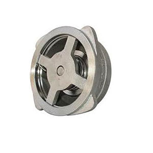 """SPRING CHECK WAFER TYPE/ STAINLESS STEEL/ WAFER TO SUIT 1/2""""-3"""" PN6/ PN40, 4""""PN10/40, ANSI 150 -0"""