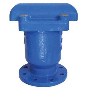 AIR RELEASE, SINGLE FLOAT/ DUCTILE IRON BODY/ FLANGED PN16 -0