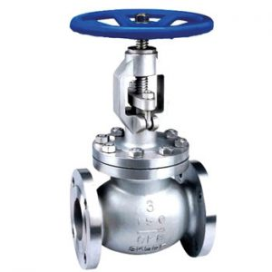 GLOBE / STAINLESS STEEL / FLANGED ANSI 150-0