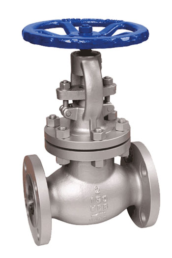 GLOBE / CAST STEEL WCB / FLANGED ANSI 150 RF-0