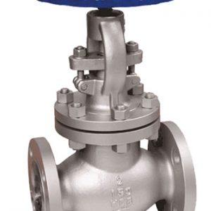 GLOBE BELLOW SEAL / CAST STEEL / FLANGED PN25/40-0