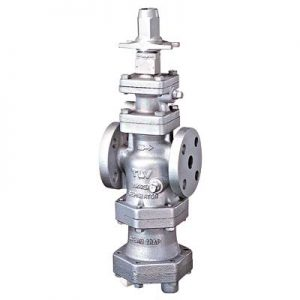 TLV PRESSURE REDUCING VALVES (PILOT OPERATED) ( WITHOUT SEPARATOR, STRAINER AND TRAP) COS-3/16/21E-0