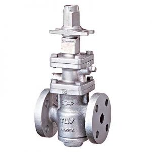 TLV PRESSURE REDUCING VALVES (PILOT OPERATED) ( WITHOUT SEPARATOR, STRAINER AND TRAP) COSR-3/16/21E-0