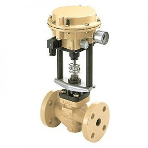 TLV AUTOMATIC CONTROL VALVES AND CONTROLLERS CV5 (CS)-0