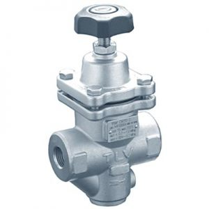TLV PRESSURE REDUCING VALVES (DIRECT ACTING) DR20 (FLANGED)-0