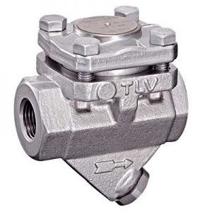 TLV THERMOSTATIC STEAM TRAPS L32S (FLANGED)-0