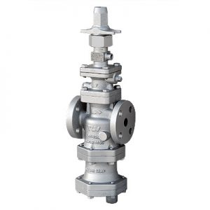 TLV AUTOMATIC CONTROL VALVES AND CONTROLLERS PN-COS (SS)-0