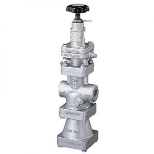 TLV PRESSURE REDUCING VALVES (PILOT OPERATED) ( WITHOUT SEPARATOR, STRAINER AND TRAP) SCOS-16-0
