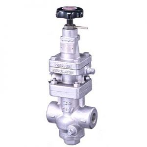 TLV PRESSURE REDUCING VALVES (PILOT OPERATED) ( WITHOUT SEPARATOR, STRAINER AND TRAP) SCOSR-16-0