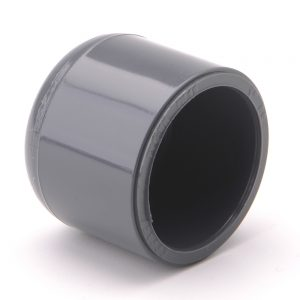 EFFAST PVCU SOLVENT CEMENT FITTINGS CAP PLAIN RFACAA-0