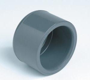 EFFAST PVCU SOLVENT CEMENT FITTINGS METRIC CAP RFICAI-0