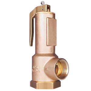 SERIES VC642 UK MANUFACTURED SAFETY RELIEF VALVE WRAS, TUV-0