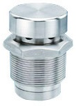NABIC FIG 568SS ANTI VACUUM VALVE SET TO OPEN AT A VACUUM PRESSURE OF 50mBAR-0