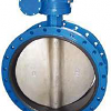VS TECH DOUBLE FLANGED PN16 BUTTERFLY VALVE, DUCTILE IRON BODY, STAINLESS STEEL DISK, EDPM LINER, WRAS APPROVED, LEVER OPERATED-0