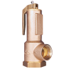 SERIES VC650 UK MANUFACTURED SAFETY RELIEF VALVE WRAS, TUV-0